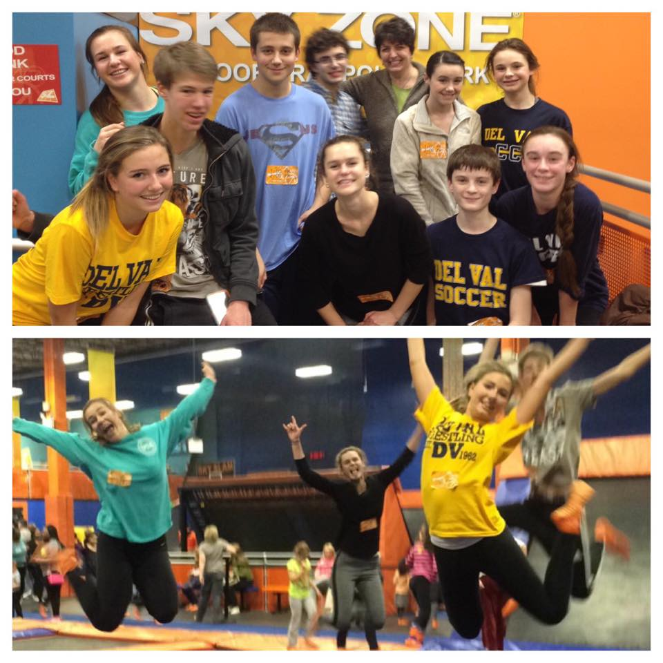 Youth at_skyzone