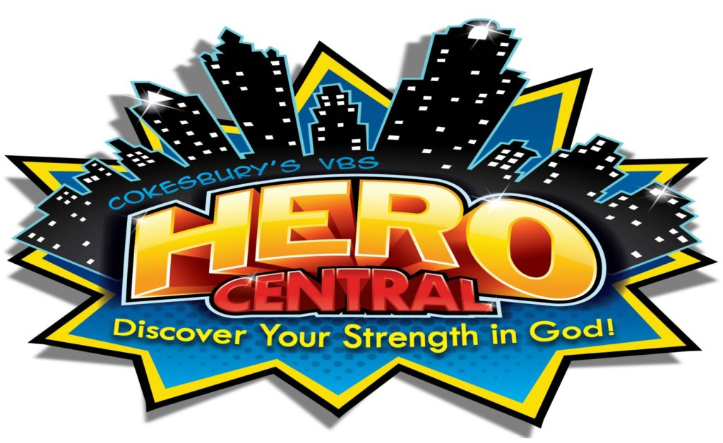 Alexandria first presbyterian church vacation bible school for Hero central vbs crafts